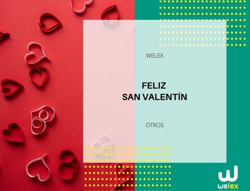 Feliz San Valentín | WELEX