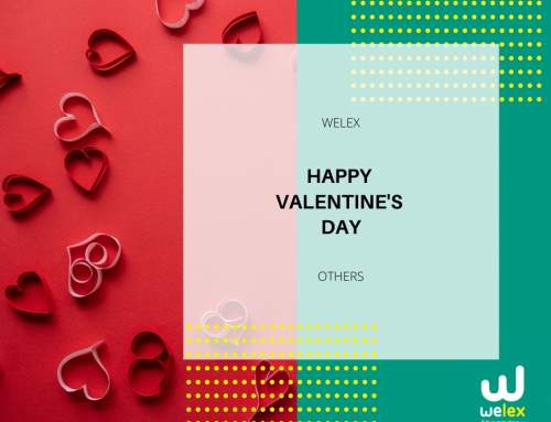 Happy Valentine's Day | WELEX