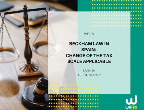 Beckham Law in Spain: change of tax scale applicable from January 2021 | WELEX