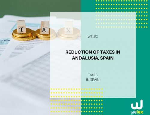 Reduction of Taxes in Andalusia, Spain | WELEX