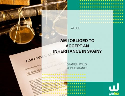 Am I obliged to accept an inheritance in Spain? | WELEX