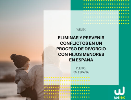 Eliminar y prevenir conflictos en un proceso de divorcio con hijos menores en España | WELEX
