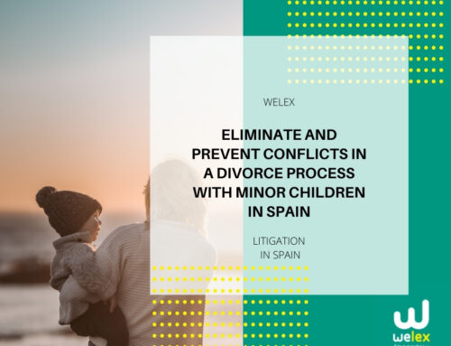 Eliminate and prevent conflicts in a divorce process with minor children in Spain | WELEX