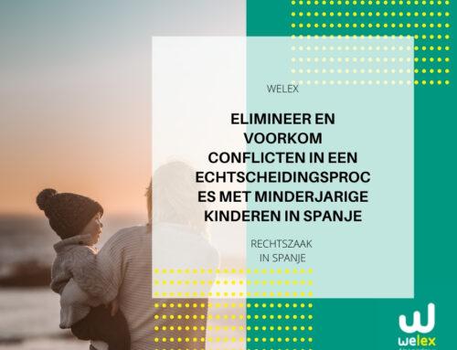 Elimineer en voorkom conflicten in een echtscheidingsproces met minderjarige kinderen in Spanje | WELEX