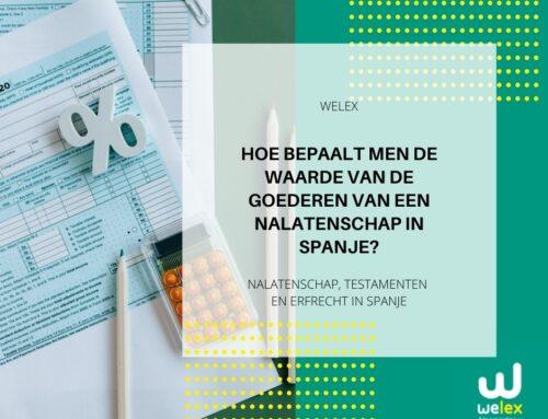 Hoe bepaalt men de waarde van de goederen van een nalatenschap in Spanje? | WELEX