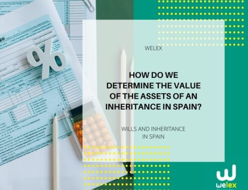 How do we determine the value of the assets of an inheritance in Spain? | WELEX