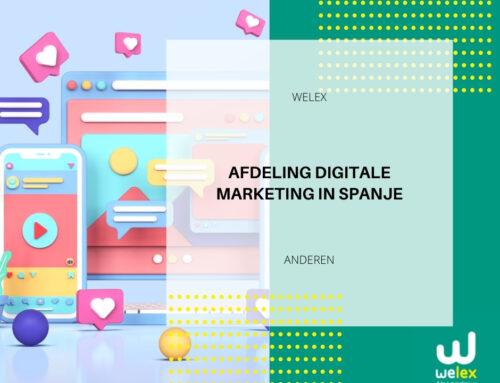Afdeling Digitale Marketing in Spanje | WELEX
