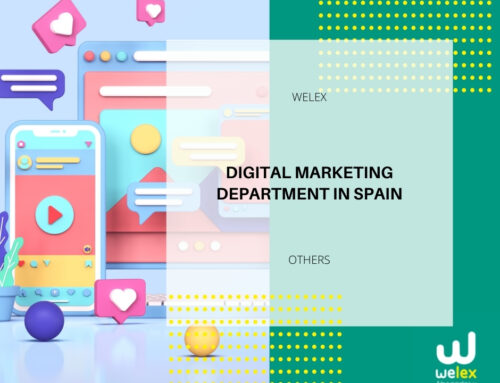 Digital Marketing Department in Spain | WELEX