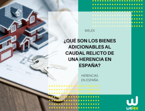 ¿Qué son los bienes adicionables al caudal relicto de una herencia en España? | WELEX
