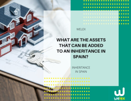 What are the assets that can be added to an inheritance in Spain? | WELEX