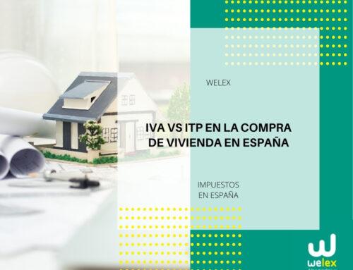 IVA vs ITP en la compra de vivienda en España | WELEX