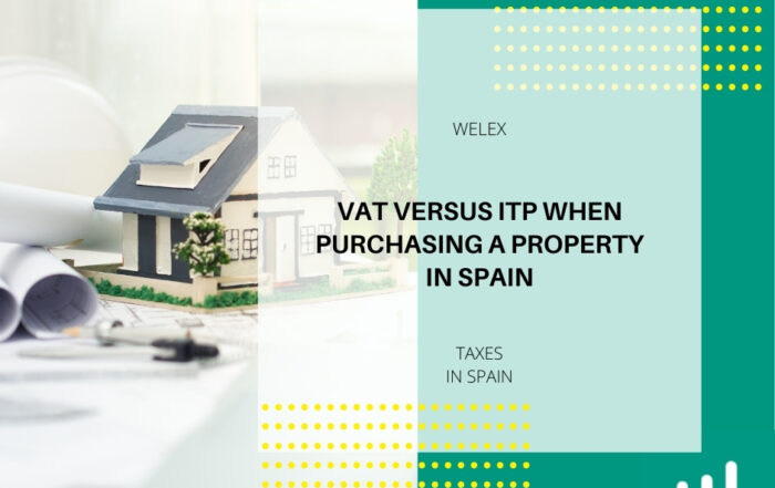 VAT versus ITP when purchasing a property in Spain
