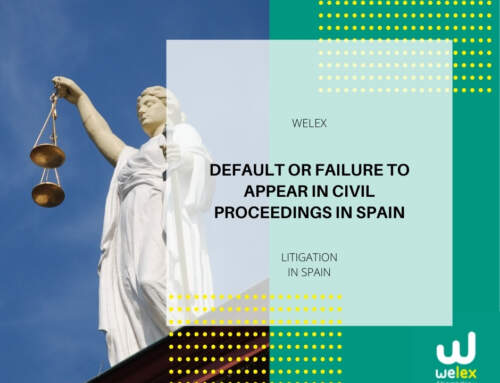 Default or failure to appear in Civil Proceedings in Spain | WELEX