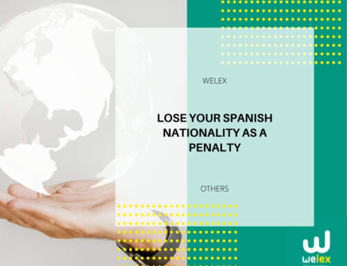 Lose your Spanish nationality as a penalty | WELEX